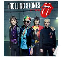 COVER ROLLING STONE ZIP CODE BAND LEGEND Poster