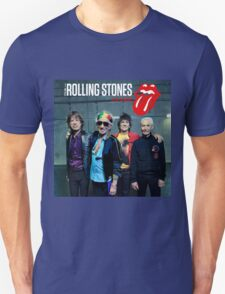 COVER ROLLING STONE ZIP CODE BAND LEGEND T-Shirt