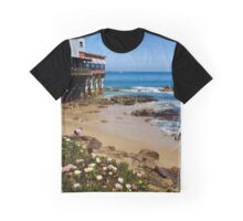 On Cannery Row Graphic T-Shirt