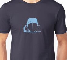 VW Beetle -  Light Blue - VDUBU personalised Unisex T-Shirt