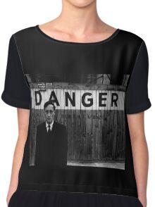 DANGER Chiffon Top