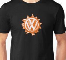 Orange VW Swirl Unisex T-Shirt