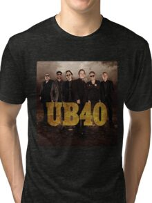UB40 BEST SELLER COVER Tri-blend T-Shirt