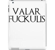 Valar Fuckulis iPad Case/Skin