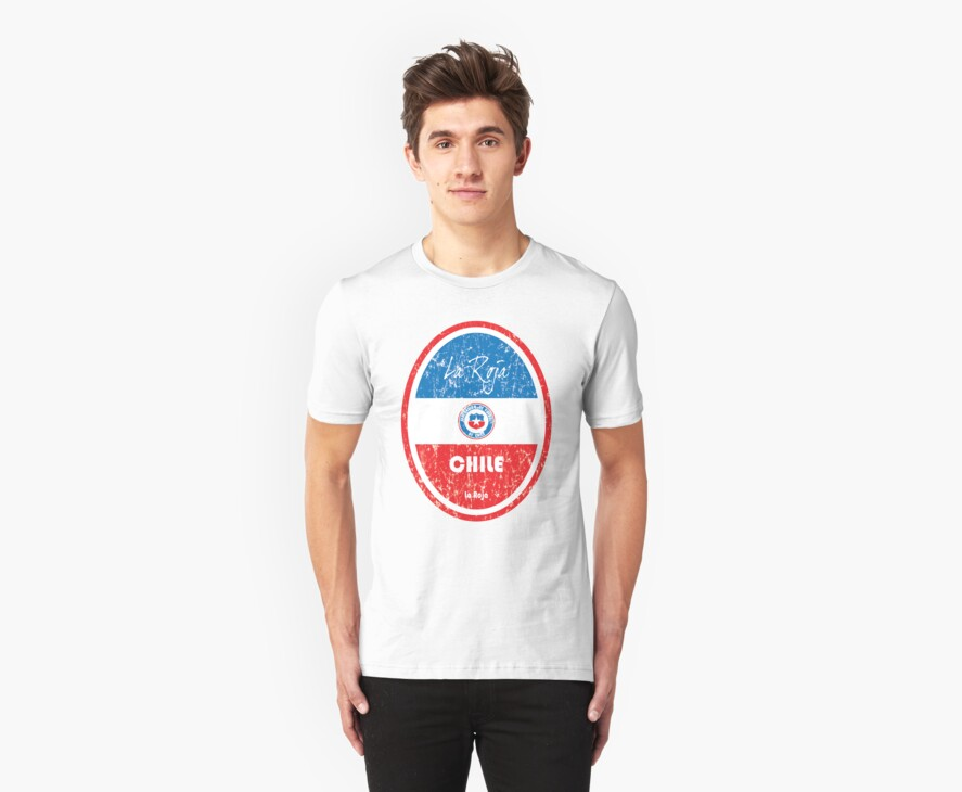 Copa America 2016 - Chile by madeofthoughts