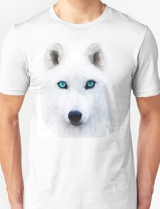 White Wolf in the snow T-Shirt