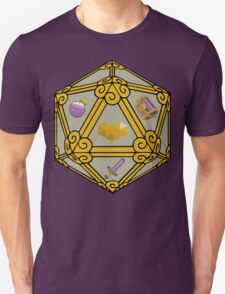 Willow Gaming D20 logo T-Shirt