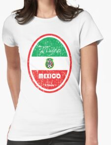 Copa America 2016 - Mexico Womens Fitted T-Shirt