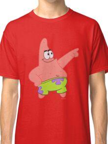 Patrick ready to be winner :) Classic T-Shirt