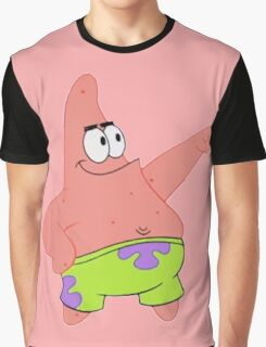 Patrick ready to be winner :) Graphic T-Shirt