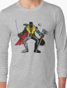 Mashups: Black Heroes Long Sleeve T-Shirt