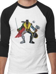Mashups: Black Heroes Men's Baseball ¾ T-Shirt