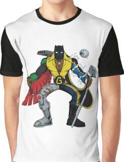 Mashups: Black Heroes Graphic T-Shirt