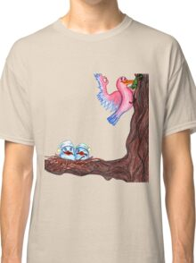 Early Bird Gets the Worm Classic T-Shirt
