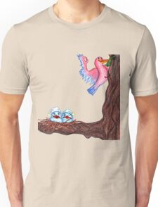 Early Bird Gets the Worm Unisex T-Shirt