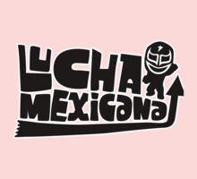 LUCHA MEXICANA One Piece - Short Sleeve