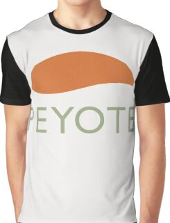 Peyote Graphic T-Shirt