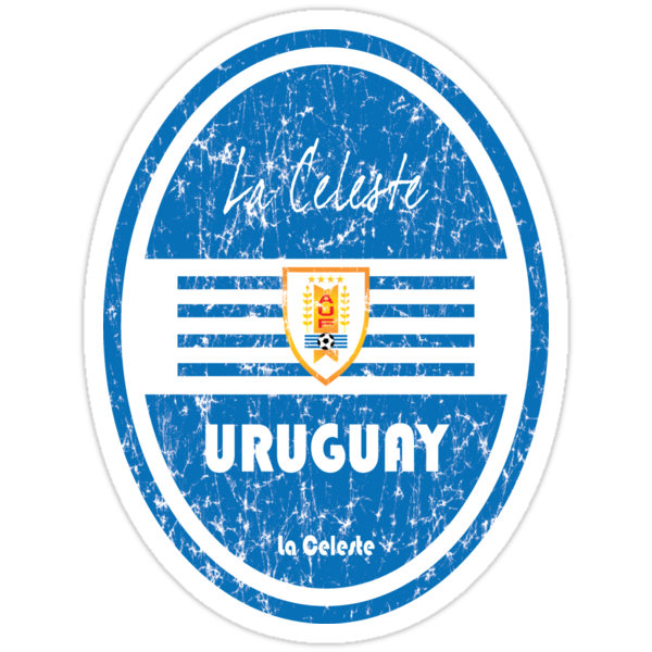 Copa America 2016 - Uruguay by madeofthoughts