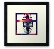 P.B. Framed Print