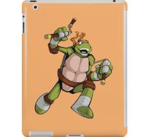 TMNT - Mikey iPad Case/Skin