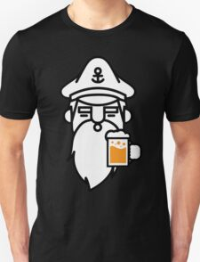 Beard With Beer Unisex T-Shirt