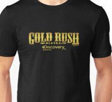 Gold Rush Alaska logo Unisex T-Shirt