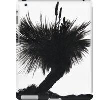 Silhouette Tree iPad Case/Skin