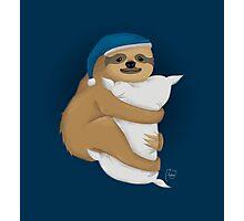 Sloth Mood Photographic Print