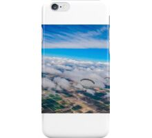 Clouds, Fields and Raiders iPhone Case/Skin