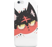 Meow Meow iPhone Case/Skin