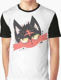 Meow Meow Graphic T-Shirt