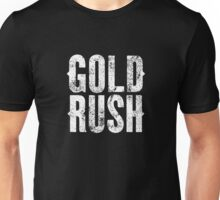 Gold Rush logo Unisex T-Shirt