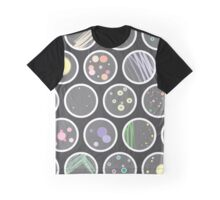 Petri Dishes Graphic T-Shirt