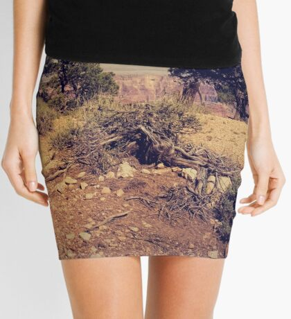 Rooted in Love Mini Skirt