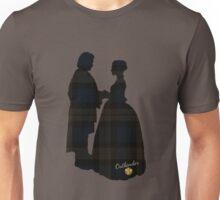Outlander/Plaid silhouettes Unisex T-Shirt