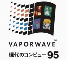 Vaporwave 95 ver. 2 by Bryant Almonte Design