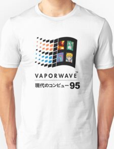 Vaporwave 95 ver. 2 Unisex T-Shirt