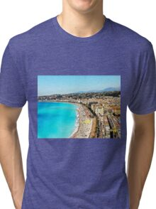 So Nice And Beautiful, Photo / Digital Painting Tri-blend T-Shirt