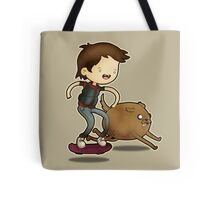 Back to the Future Time! Tote Bag