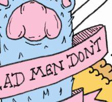 Dead Men Don't Cat Call Sticker