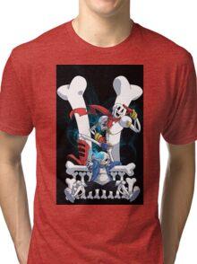Sans and Papyrus Tri-blend T-Shirt