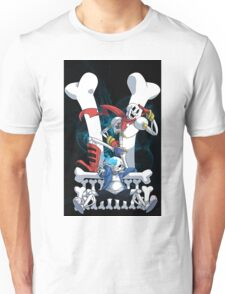 Sans and Papyrus Unisex T-Shirt