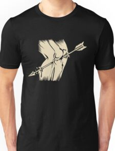 Arrow To The Knee Unisex T-Shirt