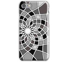 Monochrome Mosaic  iPhone Case/Skin