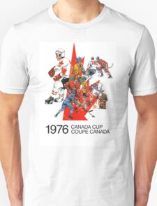 Canada Cup 1976 Unisex T-Shirt