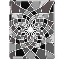 Monochrome Mosaic  iPad Case/Skin