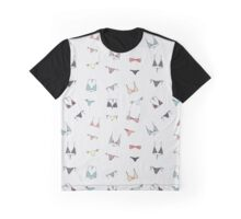 Swimming suit pattern on gray Graphic T-Shirt