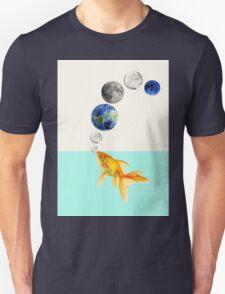 Just breath Unisex T-Shirt