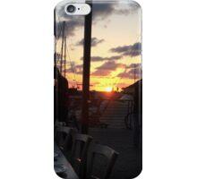 Sunset in Jaffa iPhone Case/Skin