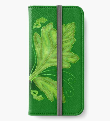 Bright Wings iPhone Wallet/Case/Skin